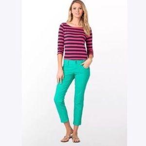 Lilly Pulitzer | Pink Worth Skinny Mini Jeans